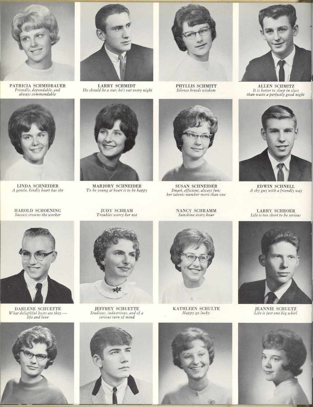 image Your high school yearbook new chapters