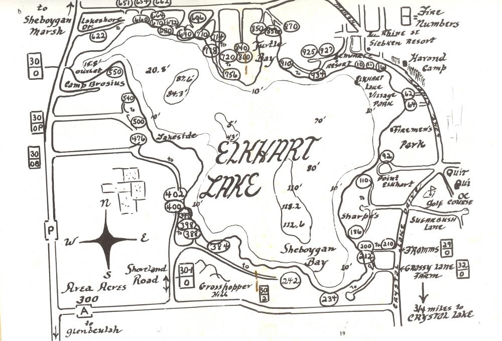 elkhart lake in 1971